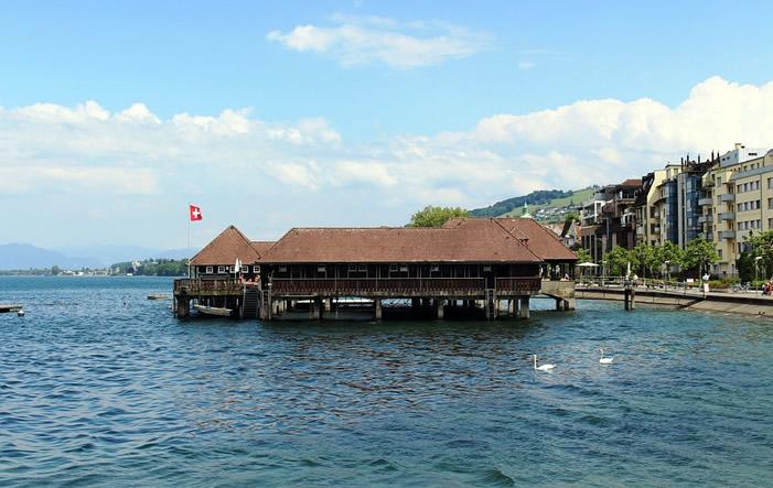 Rorschach - Rorschach: Erholung am Bodensee